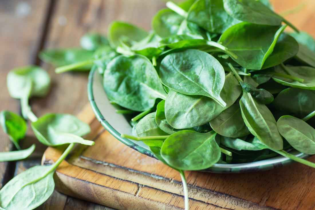 Can Rats eat Spinach